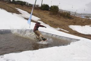 pohjois-himos, vappu, laskettelu, vesiallas